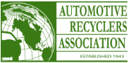 Member of the National Automotive Recyclers Association
