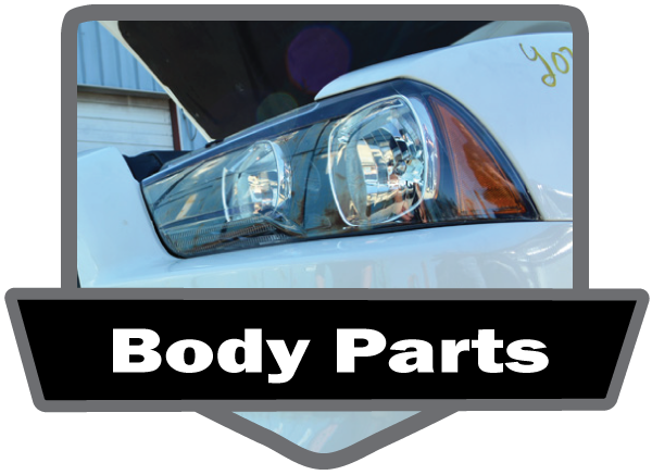 About Our Auto Body Parts