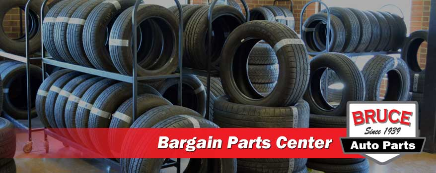 Bruce Bargain Priced Auto Parts Center