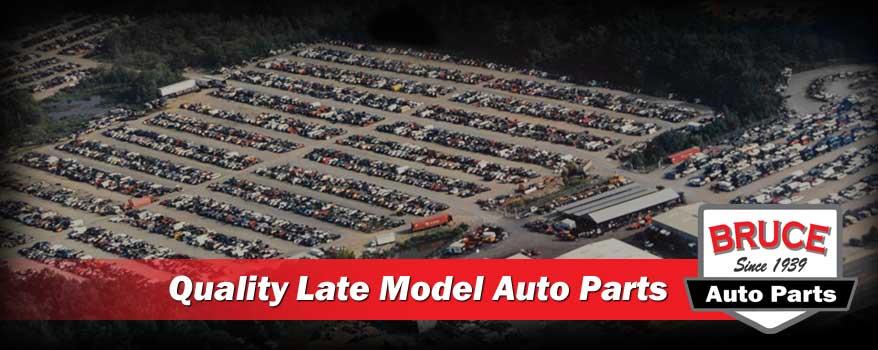 Bruce Auto Parts >> Used Auto Parts Richmond Va Local Salvage Yards